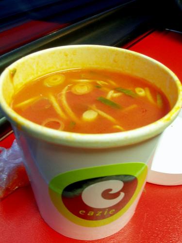 Eazie tomato soup