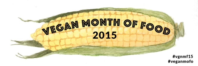 Vegan Month of Food 2015